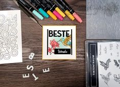 Masking mit Tintentraum beim Colour Combo Blog Hop Januar 2021 Diy Paper, Paper Crafts, Heartfelt Creations, Masking, Stampin Up, Craft Supplies, Create, Blog, Dyes