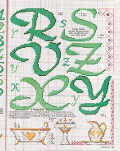 Gallery.ru / Фото #4 - alphabets - patrizia61