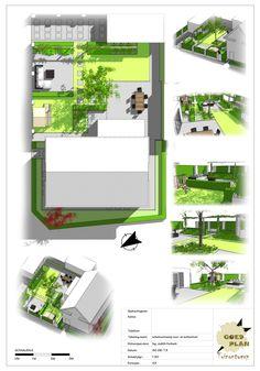 tuinontwerp vrijstaande nieuwbouwwoning Vleuterweide