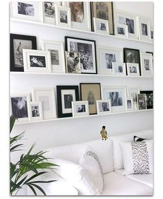 Pinspiration: Wall art configurations for your home gallery