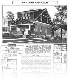Sears & Roebuck Catalog Houses