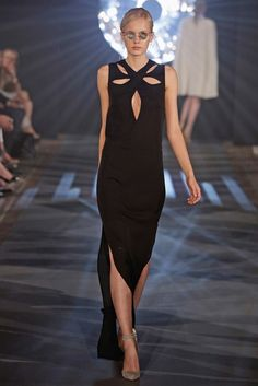 Kaviar Gauche RTW Spring 2014 [Photo by Getty Images for Mercedes-Benz Fashion Week Berlin]