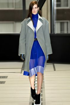Nicolas Ghesquière. Balenciaga Fall 2012 Ready-To-Wear