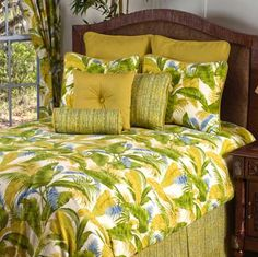 Tropical Oasis Bedding Collection