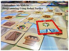 I Introduce My Kids to Programming Using Robot Turtles » Currently Wandering