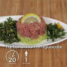 Beef, Food, Tuna Tartar, Avocado, Recipes, Meat, Ox, Ground Beef, Meals