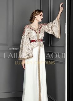 Modèle De Caftan, Caftan Moderne, Traditionnelle Moderne, Costume Danse  Orientale, Robe Orientale 3c871e9659f
