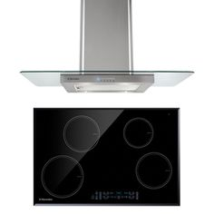 KIT COOKTOP (IC80) + COIFA (90CV) - Electrolux