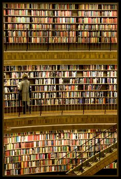 Stockholm Library, Sweden ... Book & Visit SWEDEN now via www.nemoholiday.com or as alternative you can use sweden.superpobyt.com .... For more option please visit holiday.superpobyt.com