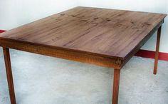 como hacer una mesa de trabajo