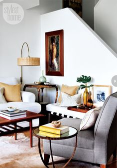 Modern living room - Style At Home