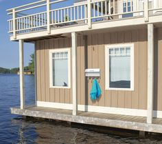 Great for the Cottage, boathouse and Beach house!