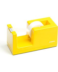 Yellow Tape Dispenser