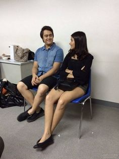 CAUGHT ON CAM: Ibang level ng kilig with Dolce Amore's Tenten and Serena - Photos