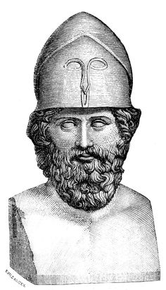 Themistocles - as an Athenian politician and general. He was one of a new breed of non-aristocratic politicians who rose to prominence in the early years of the Athenian democracy Battle Of Salamis, Battle Of Marathon, Athenian Democracy, Greco Persian Wars, Roman History, Ancient Greece, World History, Warfare, We The People