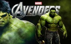 The Avengers Hulk Wallpaper | WallpaperCow.com