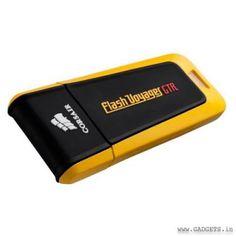 Corsair 128GB GT2 USB 2.0 Memory Voyager Pen Drive CMFVYA128GBGT2