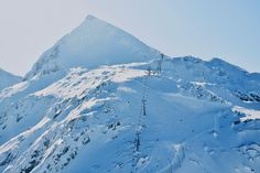 Winter, Skiing, Mountains, Nature, Travel, Ice Climbing, Ski Trips, Ski, Communities Unit
