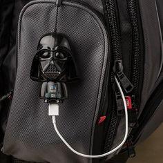 Star Wars Mighty Minis Darth Vader Charger - Star Wars Gift #speakers #darthvader #charger #starwars