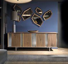 В апреле в Милане в очередной раз прошла одна из главных выставок в мире интерьерного дизайна — Salone del Mobile. В числе ее ярких участников была компания Arte Brotto.