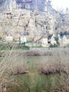 La Roc Ageac, Dordogne, France le 18/02/2016