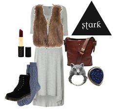 Game of thrones inspired fashion. lmao.