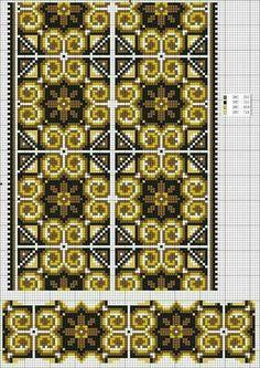 Cross Stitch Borders, Cross Stitch Flowers, Cross Stitch Designs, Cross Stitching, Cross Stitch Embroidery, Brick Patterns, Beading Patterns, Embroidery Patterns, Cross Stitch Patterns