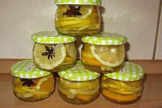 Polish Recipes, Preserves, Spices, Food And Drink, Treats, Homemade, Canning, Healthy, Diet