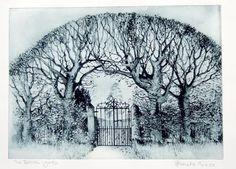 Beech Gate (Temple Sowerby) Pamela Grace