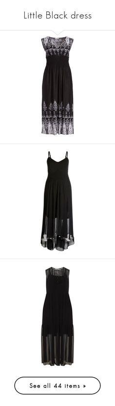 """Little Black dress"" by fabulous-monsters ❤ liked on Polyvore featuring dress, blackdress, plussize, curvy, plus size women's fashion, plus size clothing, plus size dresses, dresses, plus size and womens plus dresses"
