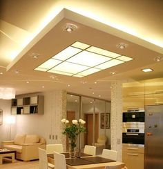 18 Cool Ceiling Designs For Every Room Of Your Home | Ceilings, Room Kitchen Ceiling Lighting Ideas Pi on kitchen lighting vaulted ceiling, kitchen ceiling lighting fixtures, kitchen curtains, kitchen track lighting, kitchen chandeliers, galley kitchen lighting ideas, kitchen ceiling fan ideas, kitchen accessories product, kitchen ceiling paint ideas, ceiling design ideas, track lighting ideas, kitchen cabinets, kitchen lighting product, kitchen recessed lighting, kitchen ideas product, kitchen tables, kitchen design ideas, lowe's kitchen lighting ideas, kitchen island, unique kitchen lighting ideas,
