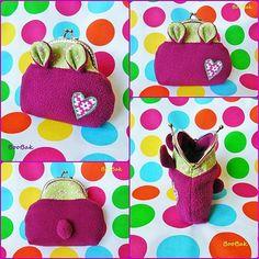 Keď zakvitne láska záhradná by BooBak - SAShE. Sunglasses Case, Baby Shoes, Wallet, Kids, Handmade, Clothes, Fashion, Young Children, Outfits