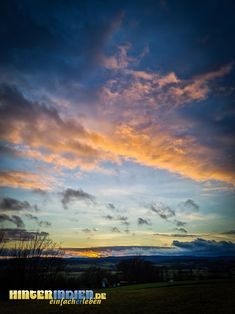 Clouds, Celestial, Sunset, Outdoor, Hiking, Outdoors, Sunsets, Outdoor Games, The Great Outdoors