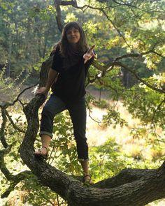 Come outside. Nature is calling Photo via  @Whitepinerising#OptOutside #NotNatureDeficient #ClimbaTree #Rewild #Climbing