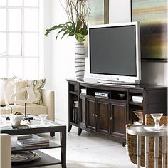 I need to either buy or build a new TV stand. Ideas. Ideas...