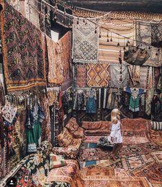 Souks in Marrakech, Morroco Marrakesh, Pattern Curator, Boho Lifestyle, Lauren Bullen, Places To Travel, Places To Go, Travel Destinations, Cappadocia Turkey, Morocco Travel