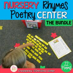 Nursery Rhymes Poetr