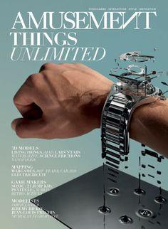Beautiful magazine cover!