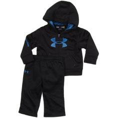 Amazon.com: Under Armour Baby Hoodie Set: Clothing