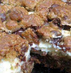 Caramel Apple Cream Cheese Cookie Bars | Deserts | Pinterest | Cream ...