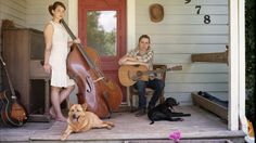 An Athens, Ga. duo offers unassuming roots music that's expertly played and features two voices as clear as glass.