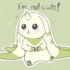 Not cute! by Shiranukii on @DeviantArt