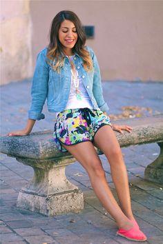 Fadela Mecheri : Blog Mode Beauté Lifestyle, Lyon: IT'S FINALLY SUMMER !