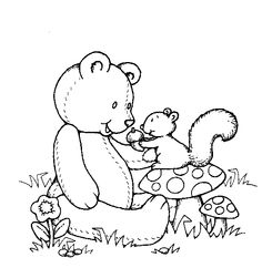 Google Image Result for http://www.coloring-crafts.com/coloring-pages/teddy-bears/images/large/color-teddy-bear-with-squirrel.gif