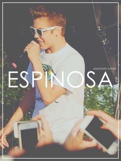 espinosa is life