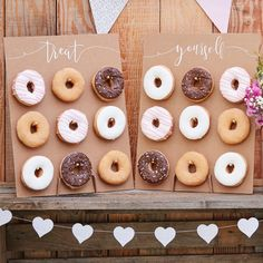 Treat Yourself Donut Wall is part of Treat Yourself Donut Wall Pick Mix Ginger Ray - Donuts for everybody! Get your guests excited about their sweet dessert with our unique Treat Yourself donut wall Each holds 18 donuts Shop today! Donut Bar, Doughnut Stand, 16th Birthday, 1st Birthday Parties, Birthday Cake, Birthday Party Ideas For Teens, Ballerina Birthday, Birthday Brunch, Diy Birthday