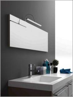 Illuminare lo specchio del #bagno, ecco i nostri consigli di #design