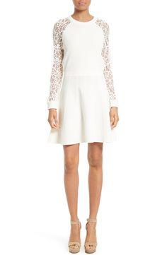 Beaded Bottom Dress | Chiffon Top Bodycon Dress | OMG Fashion