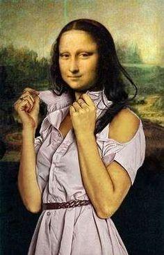 Mona Fashion victim, by Teddy Royannez (France)