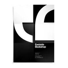 #so65 #type eastside bookshop branding by mihail mihaylov #eastside #branding